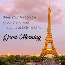 good-morning-eiffel-tower