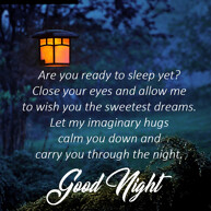goodnight-wish-message-with-dar-night