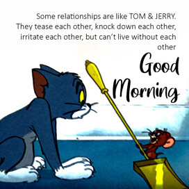 funny-good-morning-with-tom-and-jerry