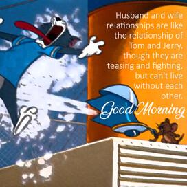 husband-wife-relationship-goodmorning-wish-with-jerry-irritating-tom-image
