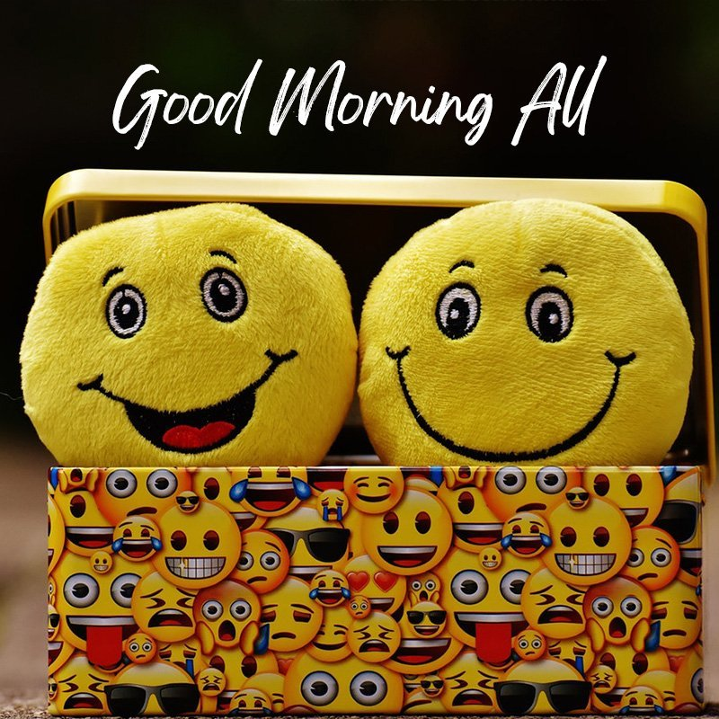 Smileys Good Morning image
