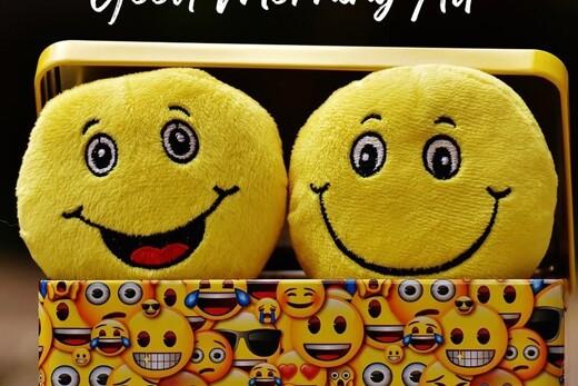 Smileys Good Morning image