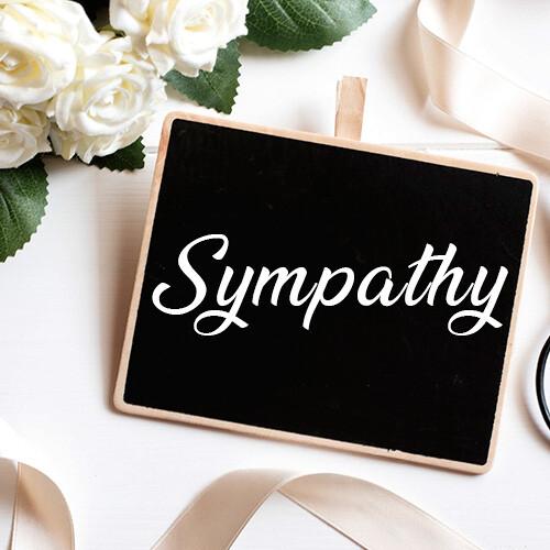sympathy-message