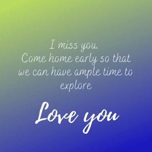 come-home-love-you