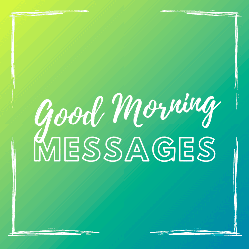 Good_morning_messages