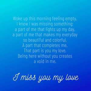 feeling-empty-without-you-miss-you