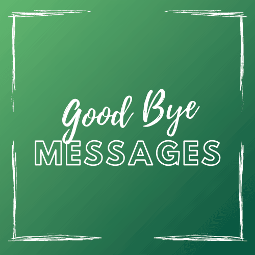 good_bye_messages