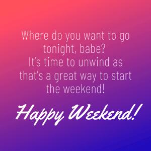 start-the-weekend