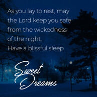 sweet-dreams-message-with-cold-dark-night